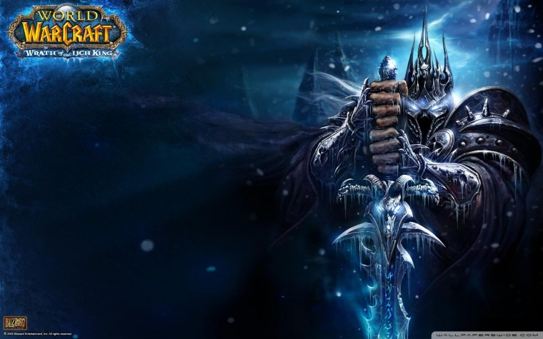 World Of Warcraft: Wrath Of The Lich King HD Wallpapers