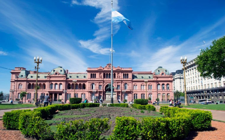 Casa Rosada Wallpapers