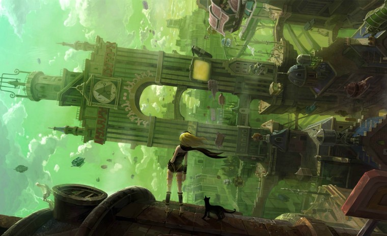 Gravity Rush HD Wallpapers