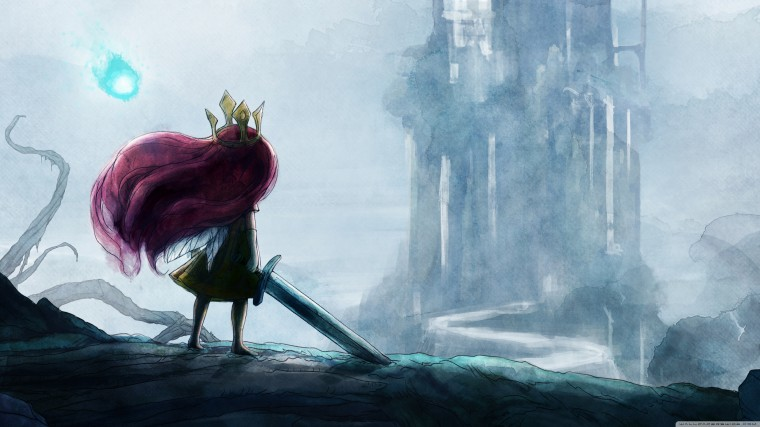 Child of Light HD Wallpapers