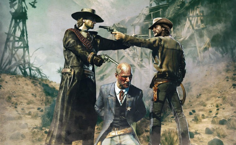 Call Of Juarez: Bound In Blood HD Wallpapers