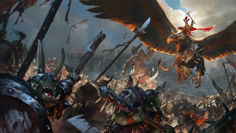 Total War: Warhammer HD Wallpapers