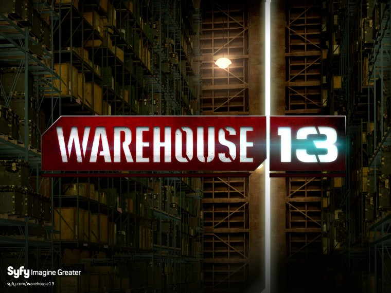 Warehouse 13 Wallpapers