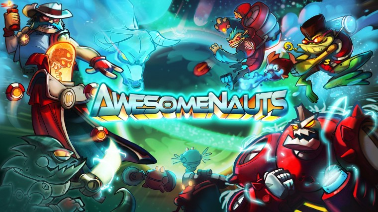 Awesomenauts HD Wallpapers
