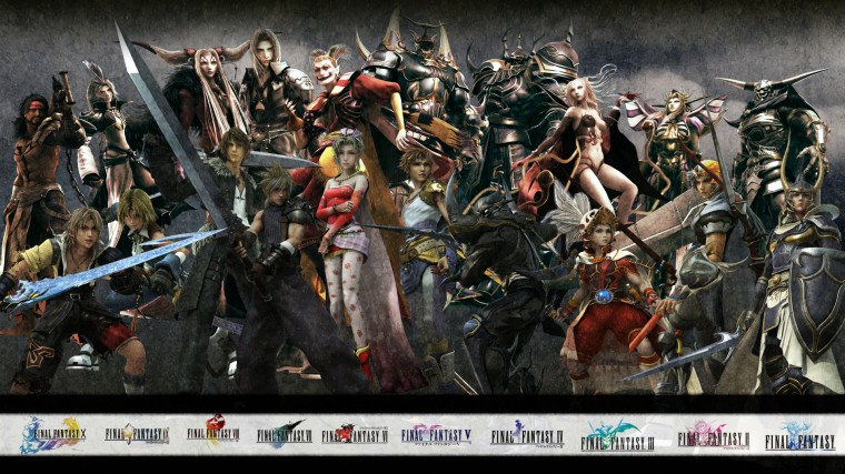 Dissidia: Final Fantasy HD Wallpapers