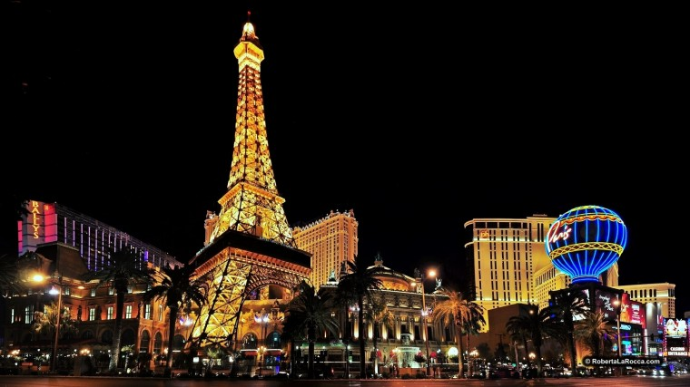Paris Las Vegas Wallpapers