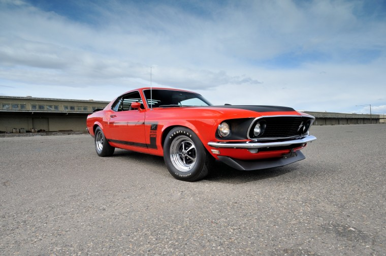 Ford Mustang Boss 302 Wallpapers