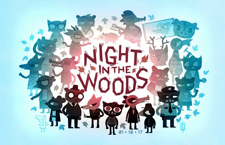 Night in the Woods HD Wallpapers