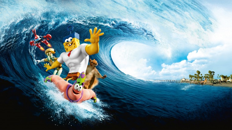 The SpongeBob Movie: Sponge Out of Water Wallpapers