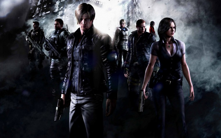 Resident Evil 6 HD Wallpapers