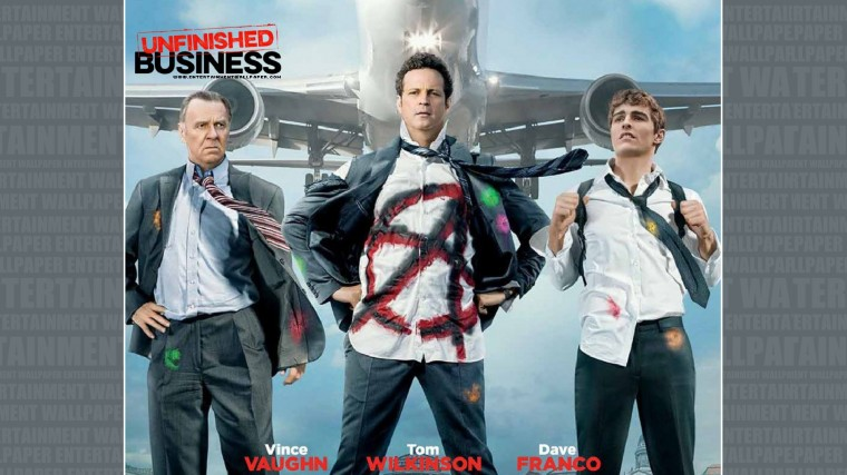 Unfinished Business Wallpapers