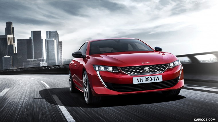 Peugeot 508 Wallpapers