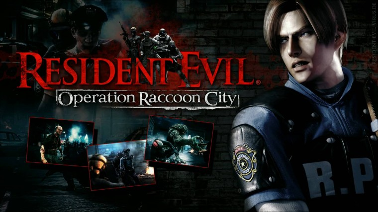 Resident Evil: Operation Raccoon City HD Wallpapers