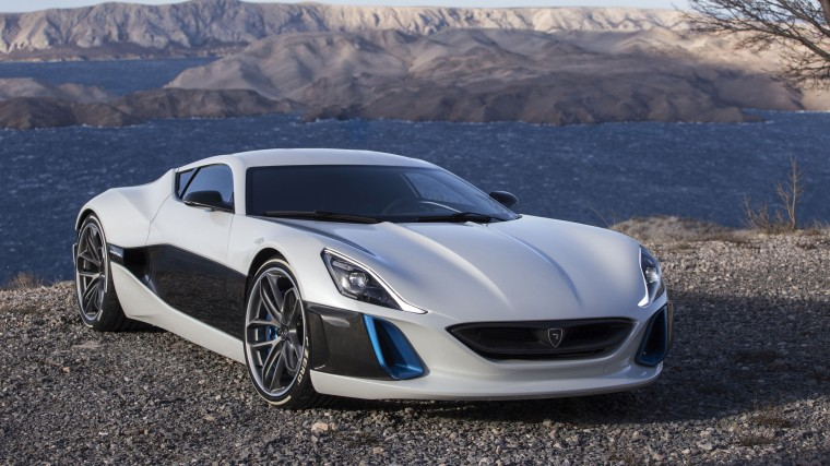 Rimac Concept_One Wallpapers