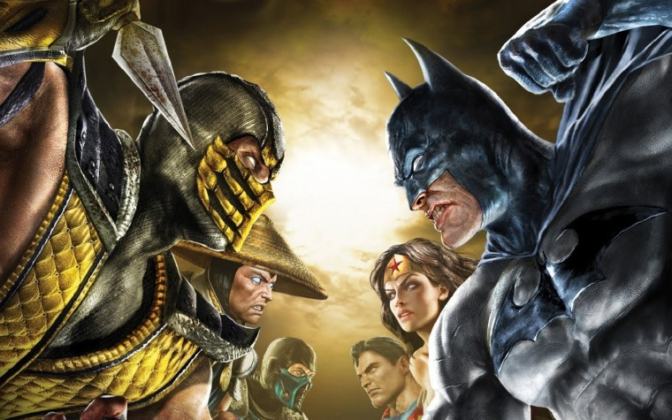 Mortal Kombat Vs. DC Universe HD Wallpapers