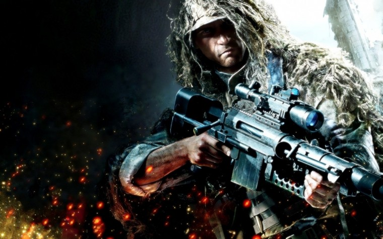 Sniper: Ghost Warrior 2 HD Wallpapers
