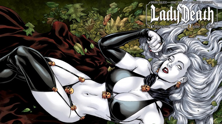 Lady Death Wallpapers