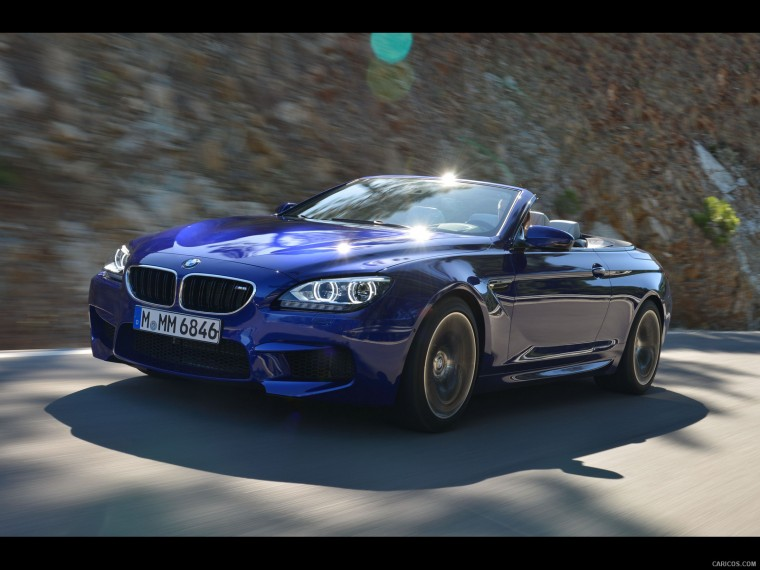 BMW M6 Convertible Wallpapers
