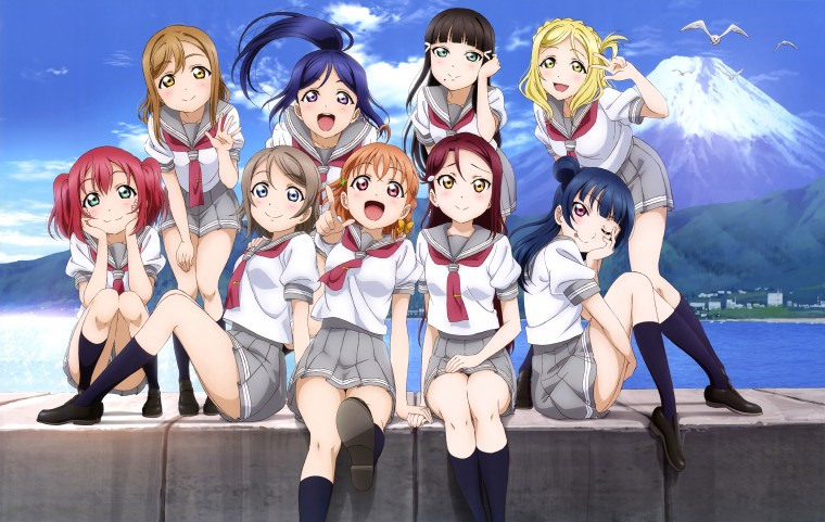Love Live! Sunshine!! Wallpapers