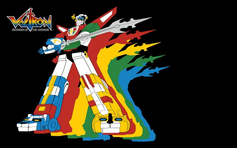 Voltron: Defender Of The Universe Wallpapers