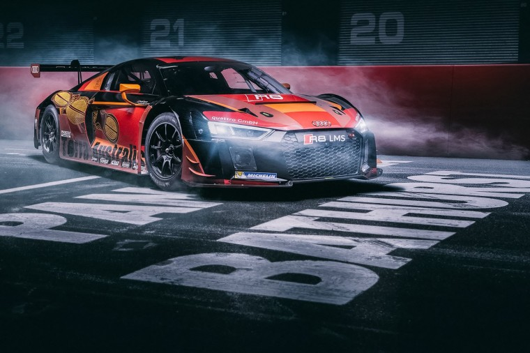 Audi R8 LMS Wallpapers
