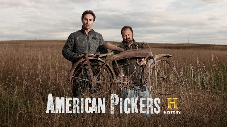 American Pickers Wallpapers