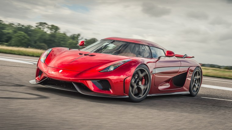 Koenigsegg Regera Wallpapers