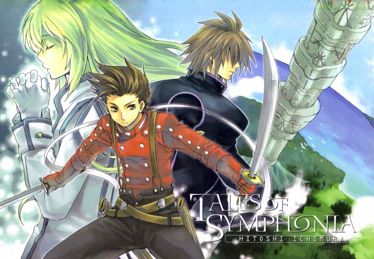 Tales Of Symphonia HD Wallpapers