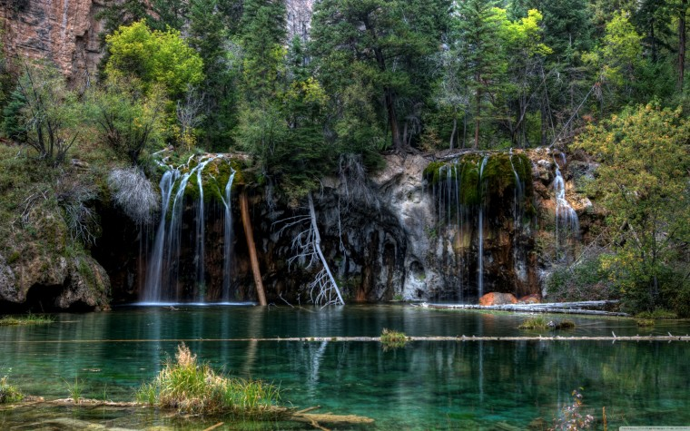 Hanging Lake Wallpapers