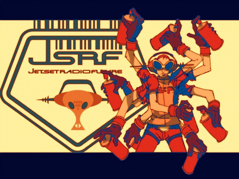 Jet Set Radio Future HD Wallpapers