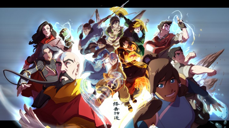 Avatar: The Legend Of Korra Wallpapers