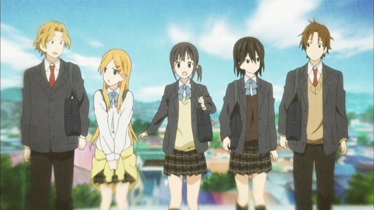 Kokoro Connect Wallpapers