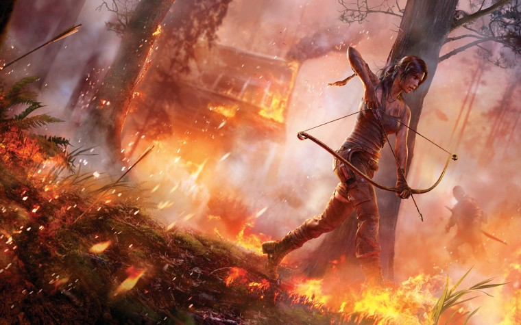 Tomb Raider (2013) HD Wallpapers