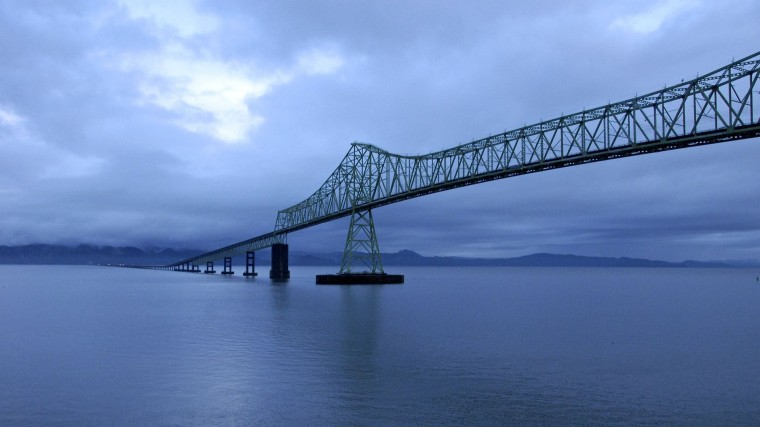Astoria–Megler Bridge Wallpapers