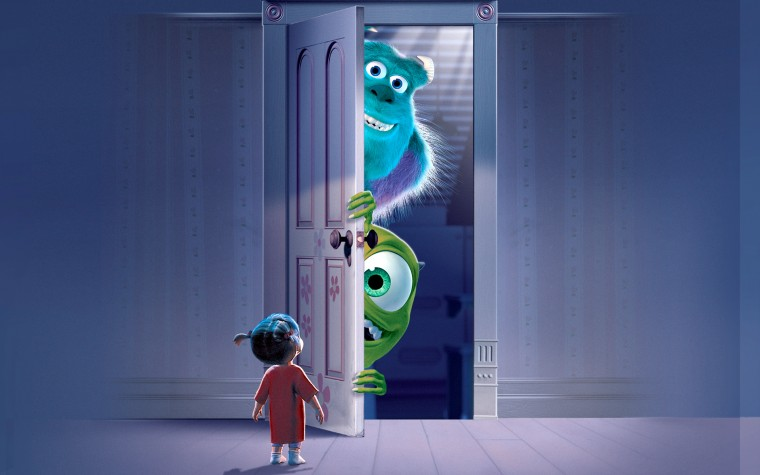 Monsters, Inc. Wallpapers