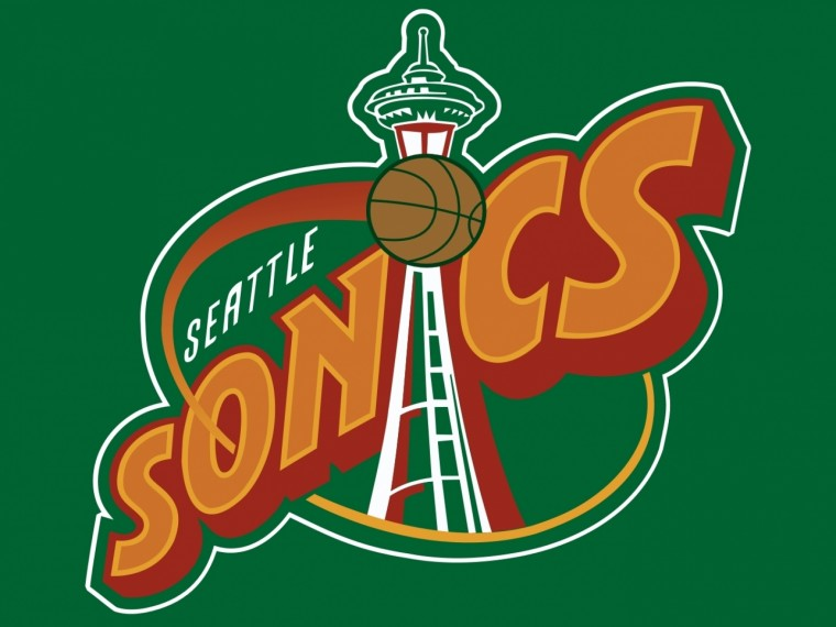 Seattle Supersonics Wallpapers