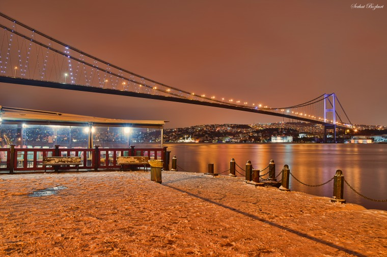 Bosphorus Bridge Wallpapers