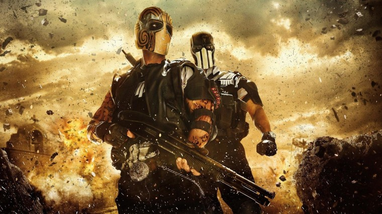 Army Of Two HD Wallpapers