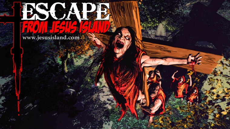 Escape From Jesus Island Wallpapers