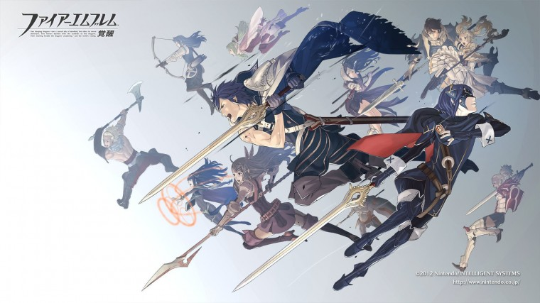 Fire Emblem Awakening HD Wallpapers