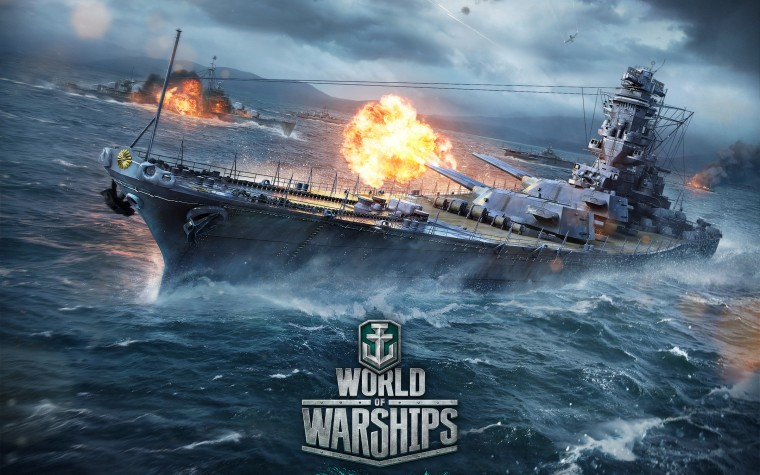 World of Warships HD Wallpapers