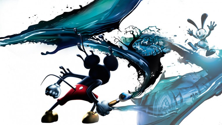 Epic Mickey HD Wallpapers