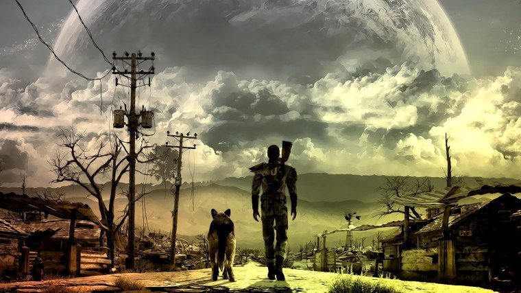Fallout 3 HD Wallpapers