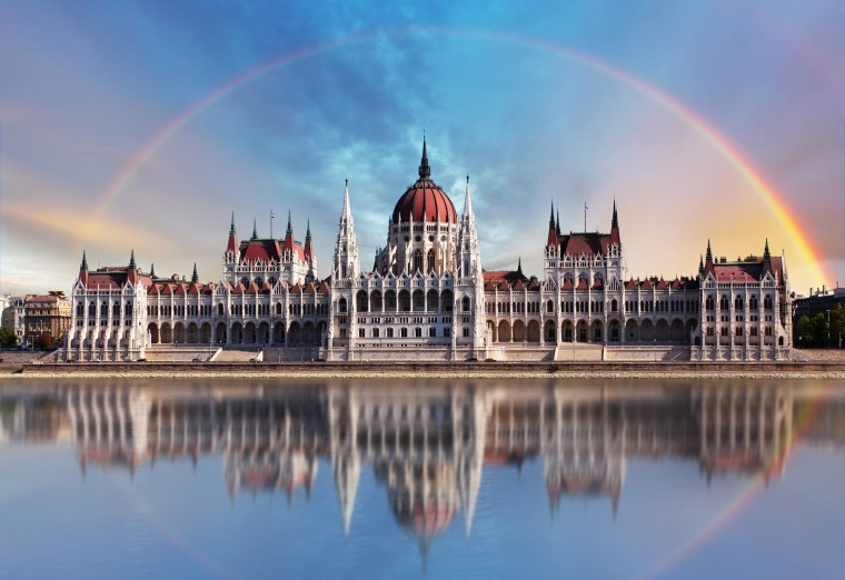 Hungarian Parliament Building Wallpapers