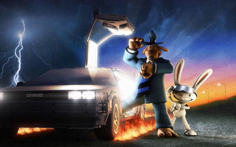 Sam And Max Wallpapers