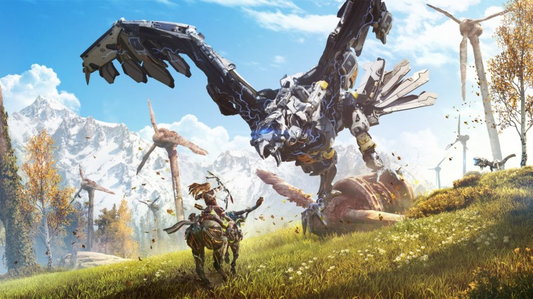 Horizon Zero Dawn HD Wallpapers