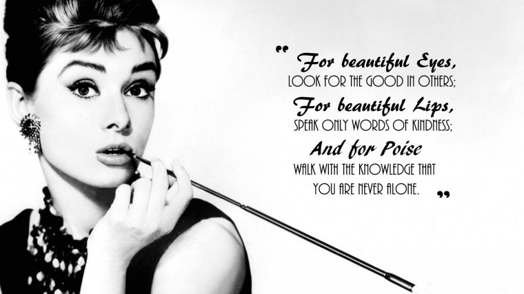 Audrey Hepburn Wallpapers