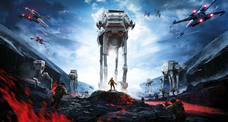 Star Wars Battlefront (2015) HD Wallpapers