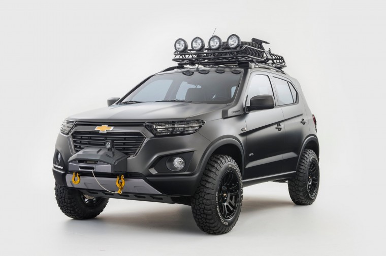 Chevrolet Niva Wallpapers
