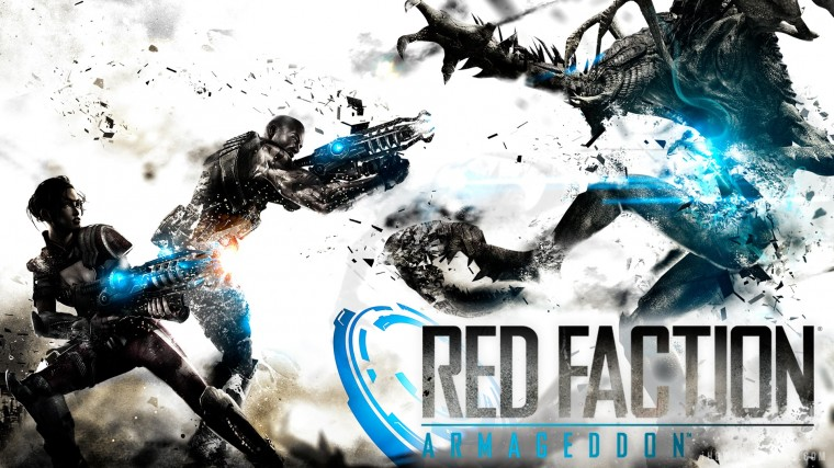 Red Faction: Armageddon HD Wallpapers